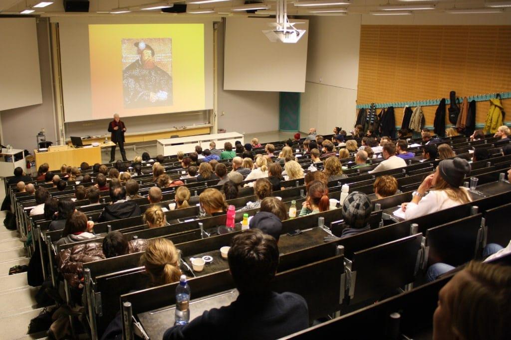 Lecture presentation